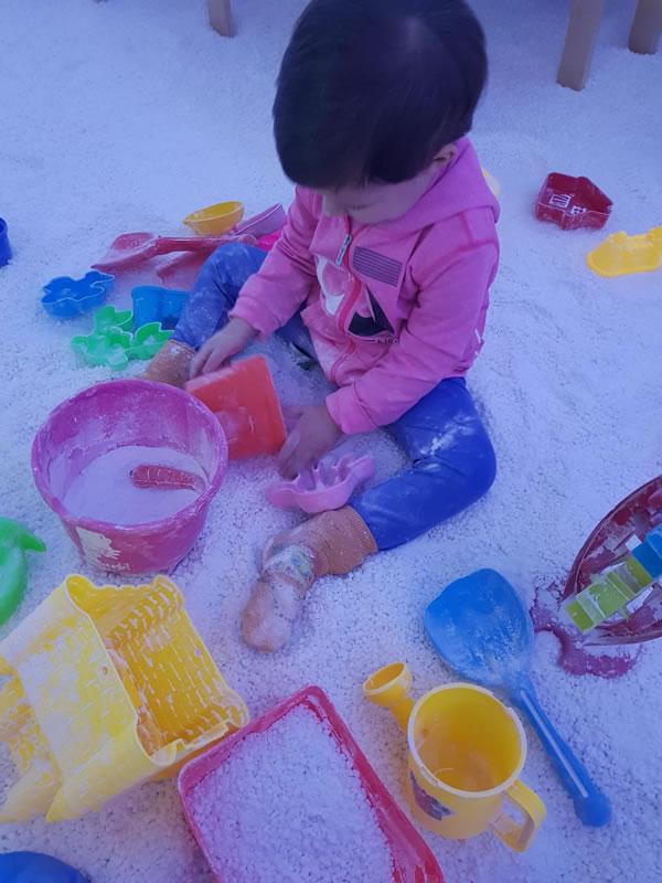 La Grotta del Sale Cremona, i tuoi bambini possono giocare mentre ti rilassi