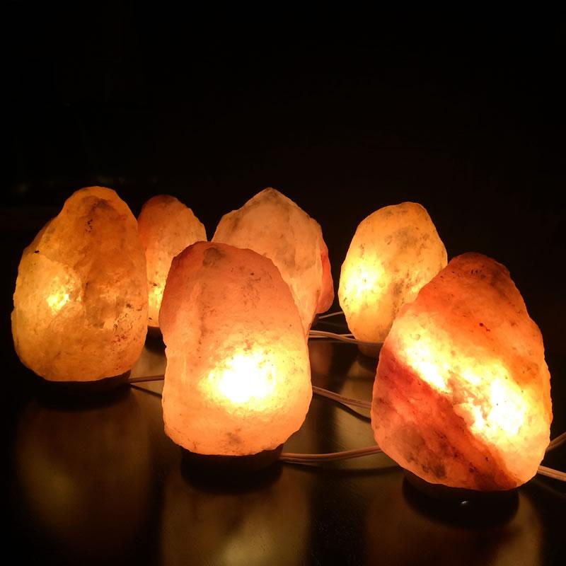Lampade di sale Cremona